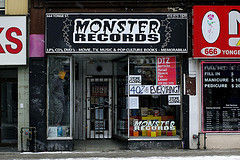 RIP Monster Records – Toronto
