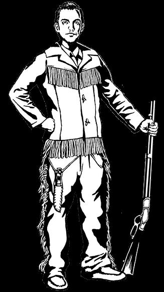 Darrwin Chronicles character - Johnny
