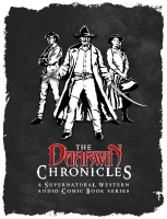 The Darrwin Chronicles programme book cover