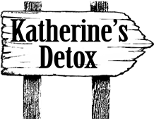 signpost linking to Katherine's Detox comic page