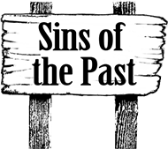 signpost linking to Sins of the Past of the main characters