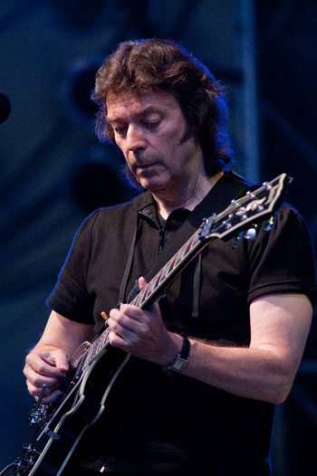 "Re-Broadcast: ""The Branches of Genesis: Steve Hackett and Anthony Phillips"""